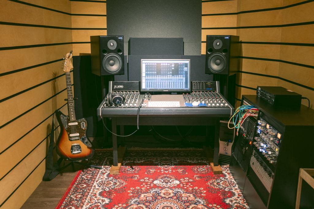 Nahrávací studio Stopa